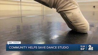 Community saves dance studio in Annapolis