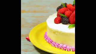 Tres Leches Cake Simple