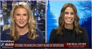 The Real Story - OAN Maricopa Audit to Resume May 24 with Christina Bobb