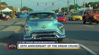 25th Anniversary of the Dream Cruise