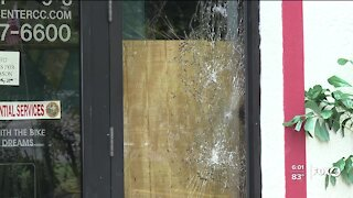 Bicycle Center vandalized and robbed all in one day