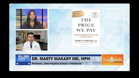 Dr. Marty Makary - CDC guidance on Covid-19 often late and wrong