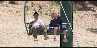 Cool off at Lee Canyon on Mount Charleston