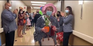 Local nurse retires after 45 years