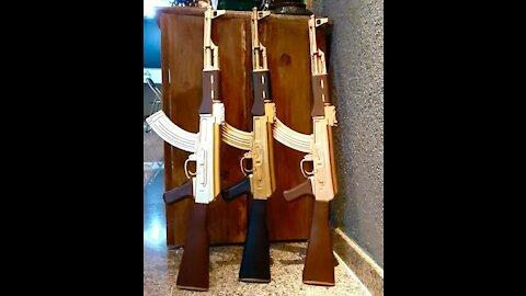 The Famous AK-47
