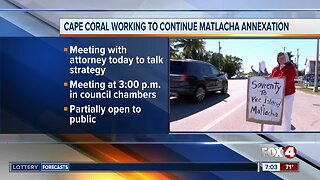 Cape Coral to continue partial Matlacha annexation