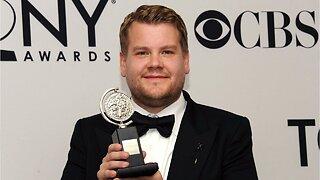 James Corden Describes Nerves Ahead Of Tony Awards