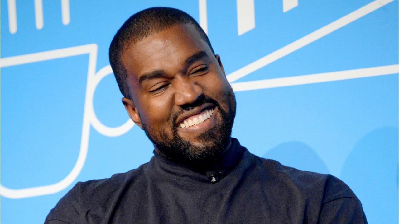 Kanye West announces presidential run