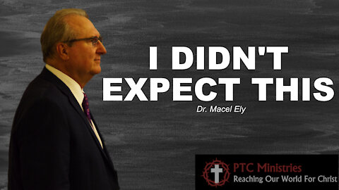 """""""I Didn't Expect This"""" 
