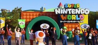 Super Nintendo World at Universal Studios opens in Japan