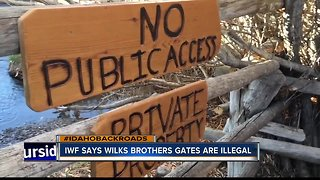 Trespass controversy grows
