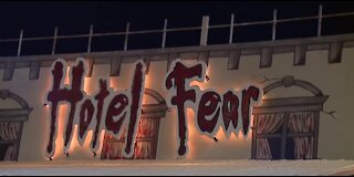 Hotel Fear and Asylum open today