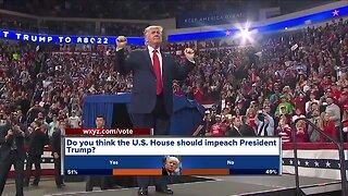 Rallies expected across metro Detroit as President Trump, VP Mike Pence visit Michigan