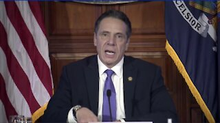 Andrew Cuomo Apologizes But Won't Resign Amid Allegations