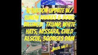 Simon Parkes Update