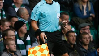 Referee suspended after asking Erling Haaland for autograph
