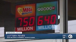 Lottery fever