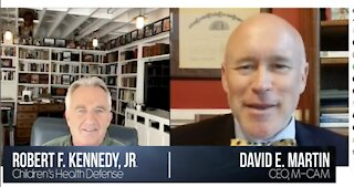 TRUTH ABOUT FAUCI with Robert F. Kennedy Jr. & David E. Martin