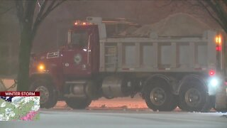 Snow emergency levels issued across Northeast Ohio