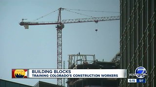 Building blocks: Training Colorado's construction workers