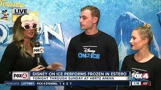 Disney on Ice Presents Frozen at Hertz Arena