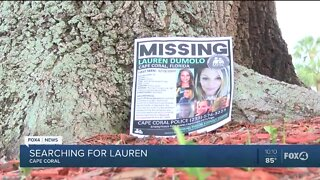 Community members search for missing Cape Coral woman