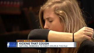 Kicking that cough: natural remedies to fight colds and flu