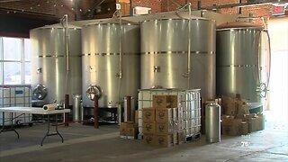 West Palm Beach distillery working to make hand sanitizer
