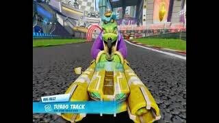 Crash Team Racing Nitro Fueled - Turbo Track Ring Rally Gameplay