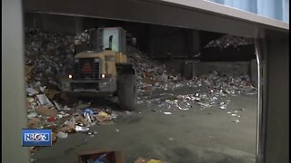 Recycling in Brown County