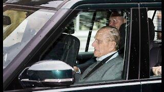 Royal Stress: Prince Philip Hospitalized
