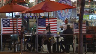Los Angeles County Bans Outdoor Dining