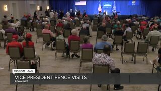 Vice President Mike Pence to speak at rally in Milwaukee