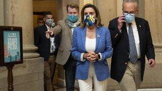 Coronavirus Relief Disagreement Between Democrats, White House