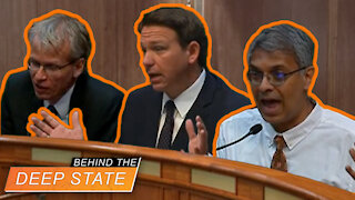 Top Scientists Debunk COVID Lockdowns and Masks with DeSantis