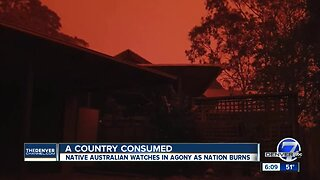 Australians in Colorado worry about family halfway around the world