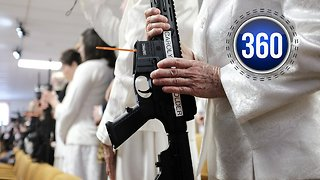 Do armed security guards belong in places of worship?