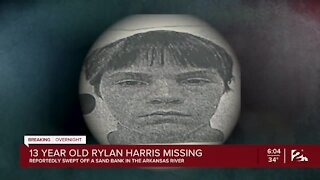 Crews searching for missing 13-year-old boy