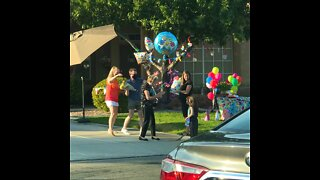 Henderson woman celebrates 80th birthday with surprise party