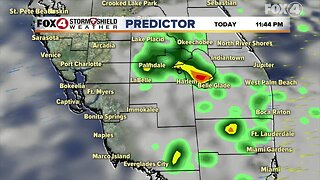 Scattered Showers Continue in SWFL