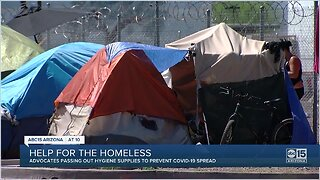 Help for Arizona's homeless