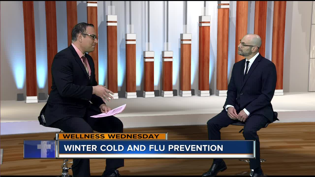 Wellness Wednesday: cold and flu prevention
