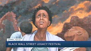 The focus on 'Black Wall Street'