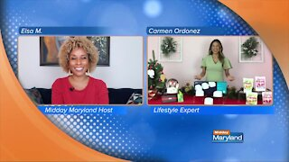 Last Minute Holiday Gifts with Carmen Ordonez