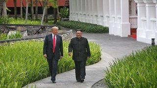 Trump Extends National Emergency Order Declaring North Korea A Threat