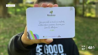 Shawnee chiropractor launches 31-Day Kindness Campaign addressing mental health