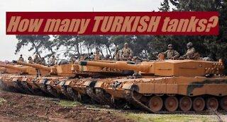 How is the TURKISH tank fleet?