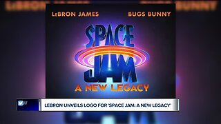 LeBron James reveals 'Space Jam: A New Legacy' as title of movie