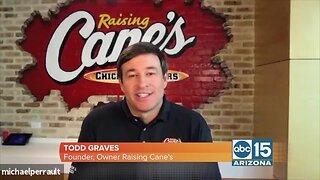 Raising Cane's Chicken Fingers: Restaurants are open!