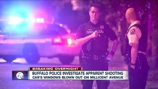 Buffalo police investigate possible shooting on Millicent Avenue